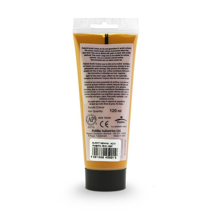 Fevicryl Acrylic Yellow Ochre2