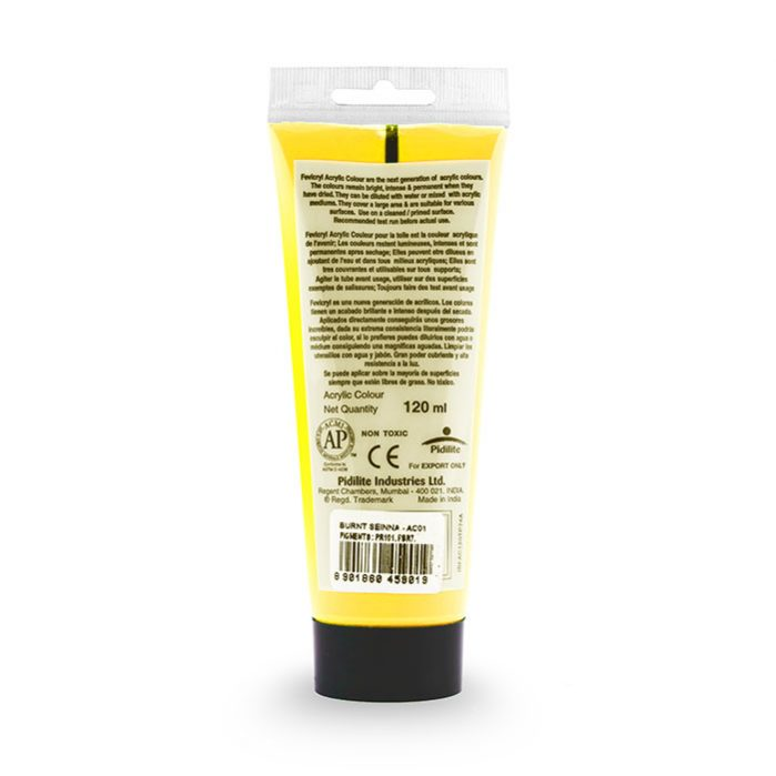Primary Yellow Fevicryl 120ml