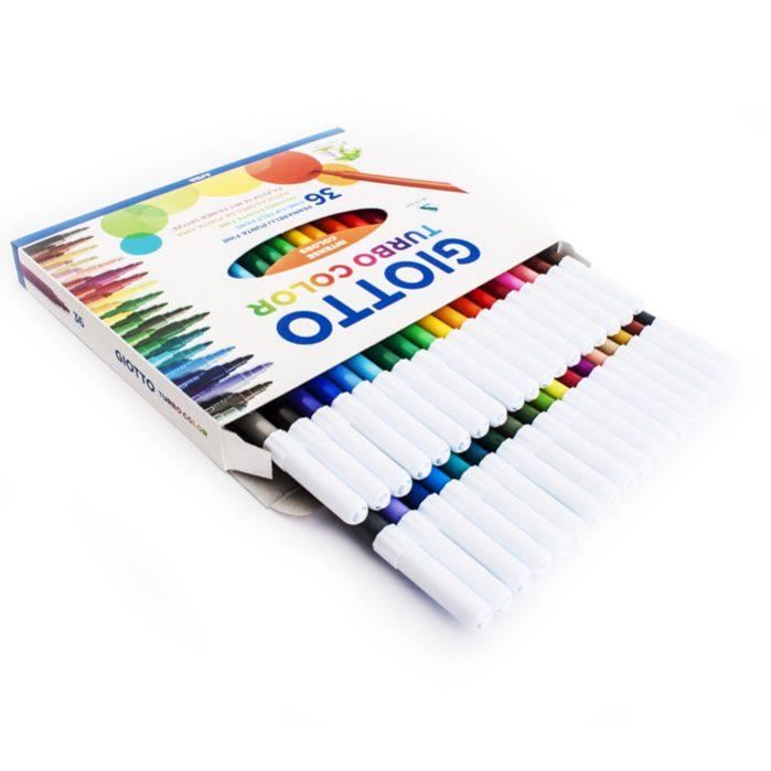 Giotto Turbo Color 36 Colors-4