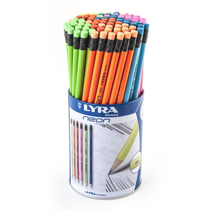 مداد مشکی فانتزی