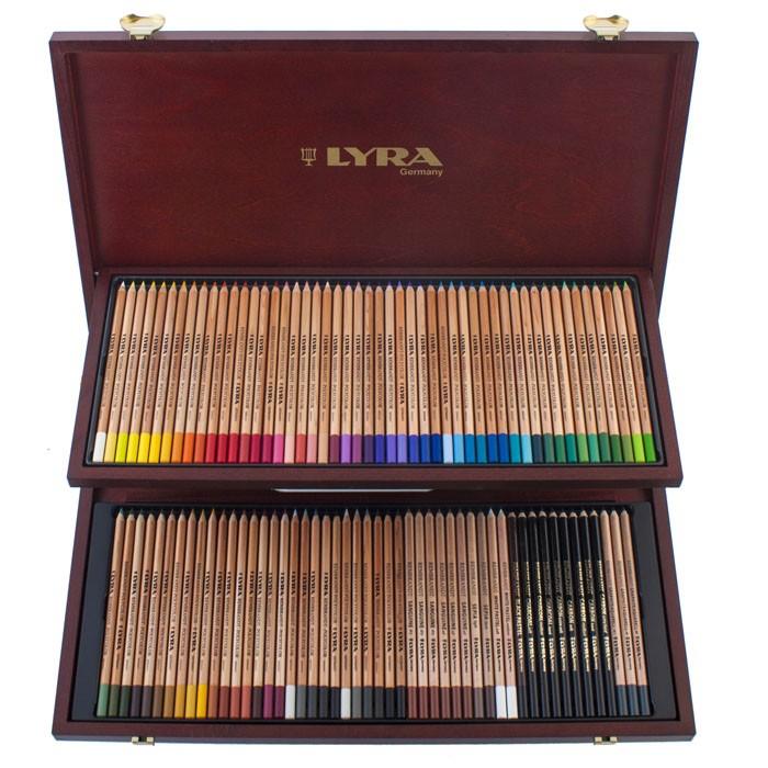 مداد رنگی حرفه ای لیرا