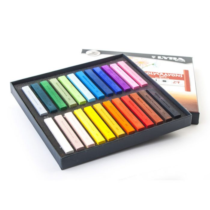 LYRA Soft Pastel Crayons-4