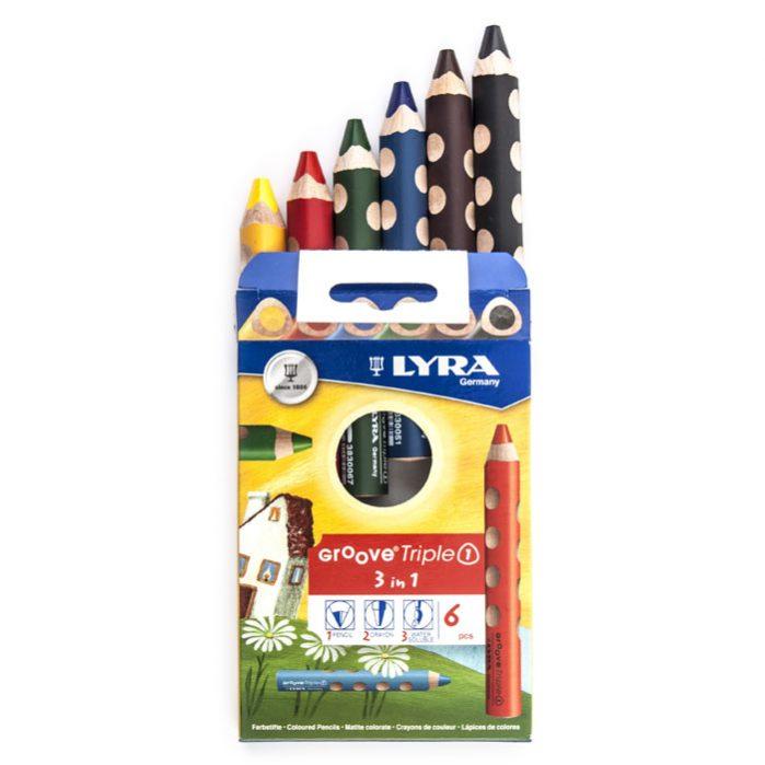Lyra Groove Triple-3