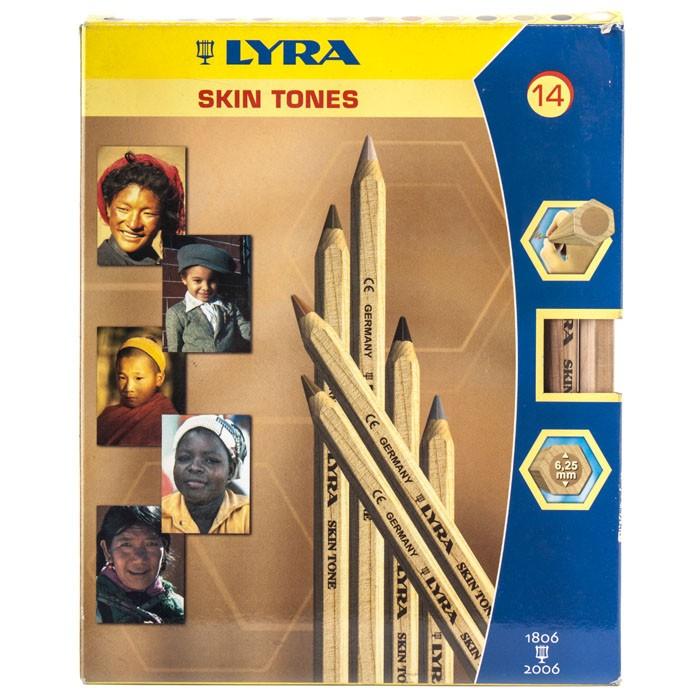 مداد طراحی چهره