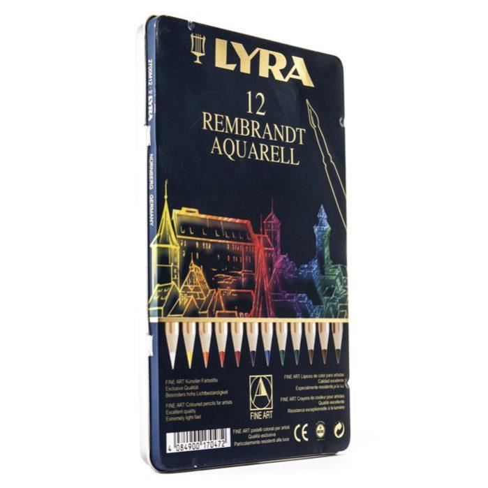 REMBRANDT AQUARELL-2