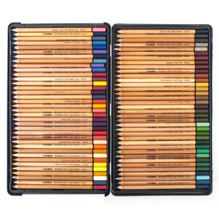 REMBRANDT AQUARELL 72 Colors-4