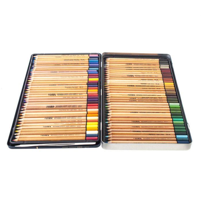 REMBRANDT AQUARELL 72 Colors-5