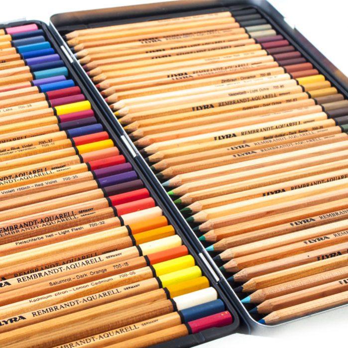 REMBRANDT AQUARELL 72 Colors-6