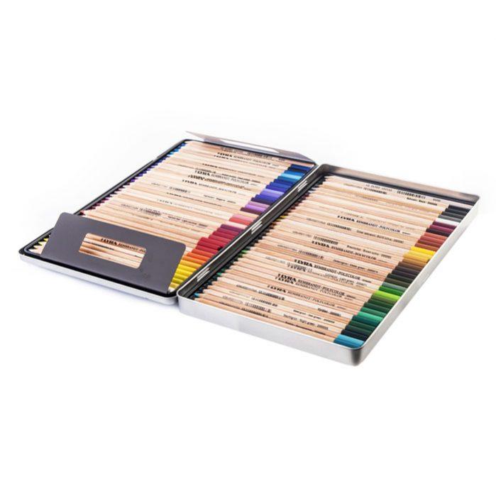REMBRANDT PolyColor Pencils 72 Colors-4